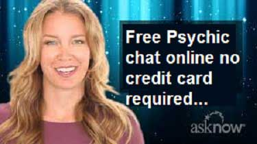 Free online psychic chat no credit card