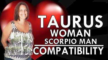 Taurus Mann dating scorpio Frau